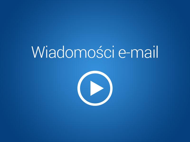 Wiadomosc e-mail